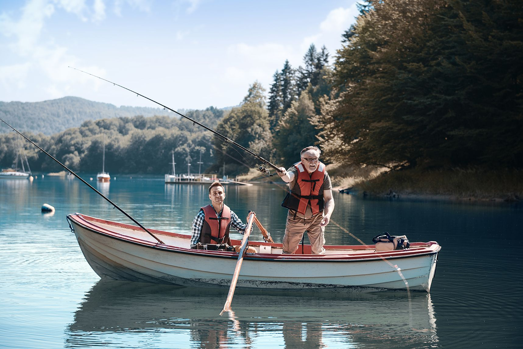 Fishing With A Kayak