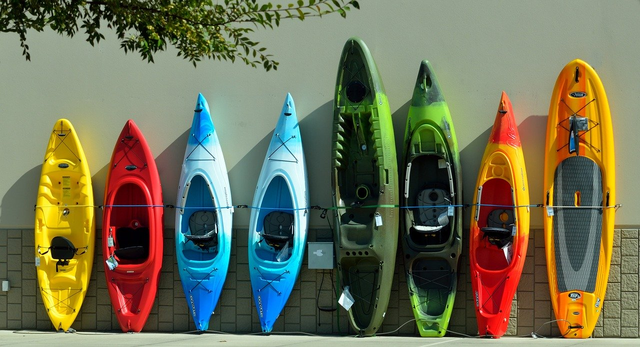 Guide for Buying Used Kayaks
