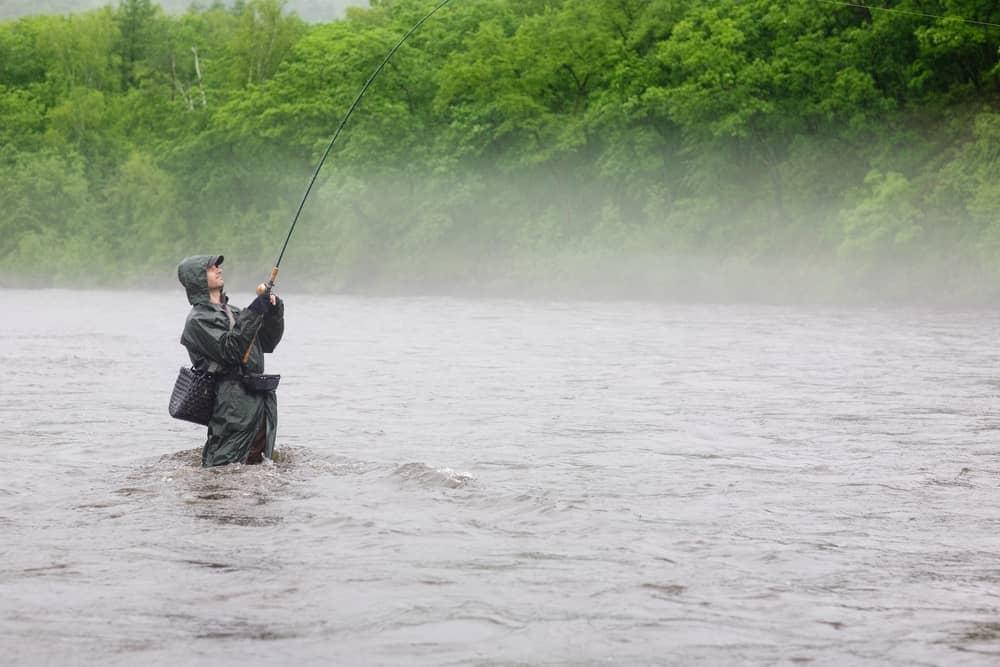 Best Rain Suit For Fishing