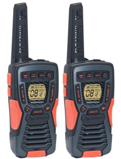 Cobra ACXT1035R FLT Walkie Talkies