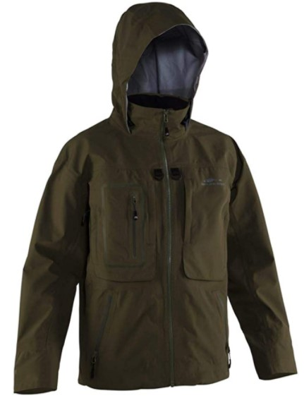Grundéns Dark and Stormy Fishing Jacket