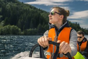 Where Is The Best Place To Put Pfds While You Are Out On Your Boat?