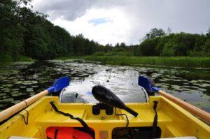 Best trolling motor for kayak