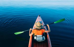best kayak sit