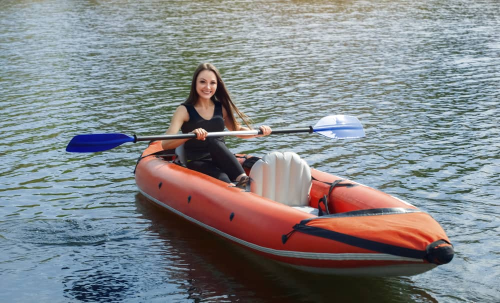 best inflatable whitewater kayak