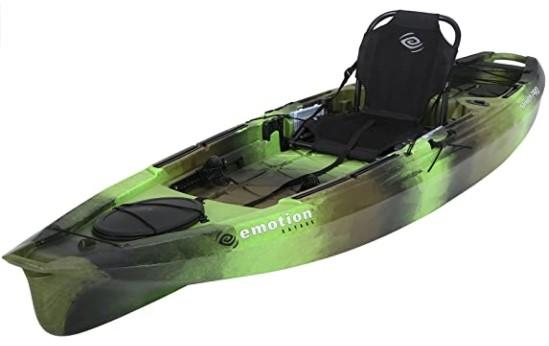 Emotion Stealth Pro Angler 118 Stand Up Fishing Kayak