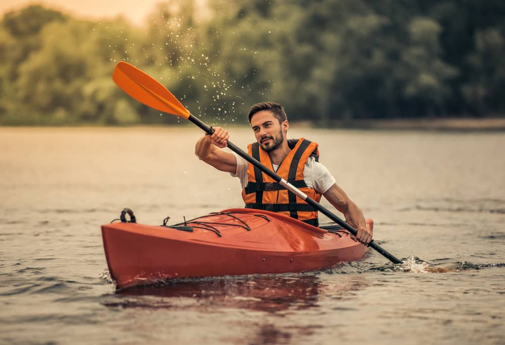When is the best time to buy a kayak